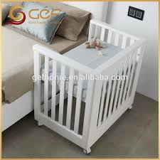 Baby Crib To Bed Baby Nursery Cot Bed Baby Crib Attached S Bed Gef Bb 69