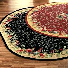 Damask Kitchen Rug Rooster Rug Artistic Rooster Rugs For The Kitchen For Great