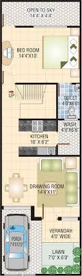 house design 15 x 60 extraordinary house plans 15 x 50 gallery best interior design