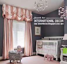 curtain designs 2017 curtain menzilperde net baby nursery decor
