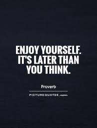 enjoy yourself enjoy yourself the gleda project