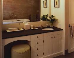 makeup vanity with sink astonishing captivating bathroom vanity with makeup station and