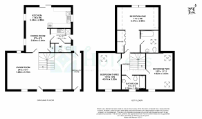 Barn Conversion Floor Plans Garth Llangammrch Wells Powys Ld4 4ag Holters