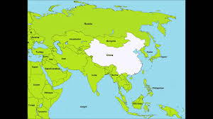 Map Of Asia by Alternate Future Of Asia Part 1 Not Realistic Youtube