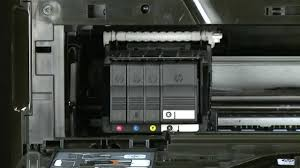 replacing the printhead hp officejet pro 8600 e all in one