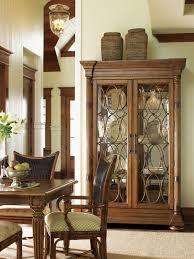 island estate mariana display cabinet lexington home brands