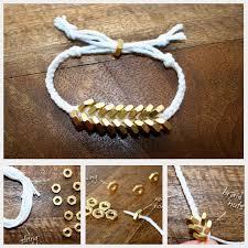 bracelet diy images Braided hex nut bracelet diy jpg