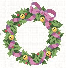 388 best cross stitch mistletoe ect images on