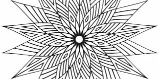 geometry coloring pages for kids and adults geometry