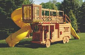 amish playhouses u0026 wood playgrounds for sale in oneonta ny