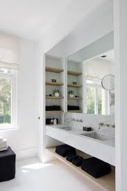 Modern Bathroom Shelving by 15 Bathrooms With A Fabulous Floating Vanity Bathroom Designs