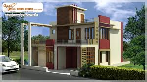 4 Bedroom Duplex Floor Plans 4 Bedrooms Duplex House Design In 150m2 10m X 15m Click Here