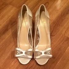 wedding shoes kate spade kate spade wedding shoes on sale up to 90 at tradesy
