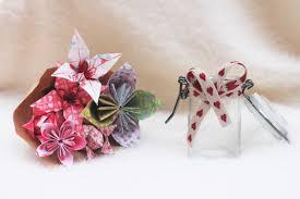 Origami Gift Wrapping Origami Flower Bouquet U2013 Juju U0027s Atelier