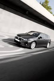lexus performance damper lexus ct 200h superb efficiency and driving experience