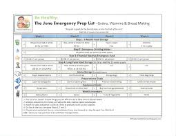 Fire Evacuation Plan Office by Prepared Lds Family 12 Monthly Emergency Prep Lists