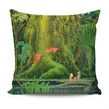 secret of mana tree pillow nerdemia