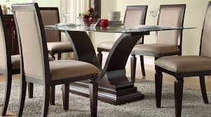 espresso dining room sets glass base for dining room table u2022 dining room tables ideas