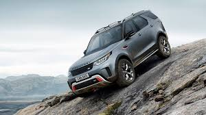 land rover dakar the new land rover discovery svx is an off road monster with a