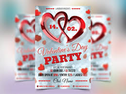 valentines flyer template 17 best valentines day flyers cards templates 2017