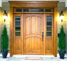 How To Replace Exterior Door Exterior Door Frame Front Door And Frame Replacement Frame