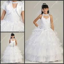 vintage flower girls dresses for weddings white angel dresses