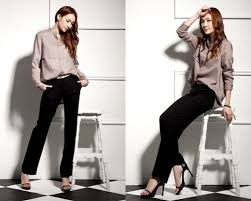 Comfortable Work Pants Comfortable Cloth Pants For Her Work In The Summer Missnews Net