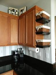 how to fit a kitchen cheaply cheap diy kitchen shelving eatwell101