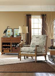 La Z Boy Dawson Casual by The Jenny Chair By La Z Boy Birdsong Seamist Fabric See It At
