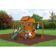 Our Big Backyard by Big Backyard Barrington Play Set F23315 Reviews