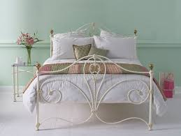 alluring small double bed headboard obc melrose 4ft 6 double
