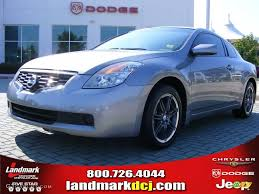 nissan altima coupe 2009 2009 precision gray metallic nissan altima 2 5 s coupe 17406874