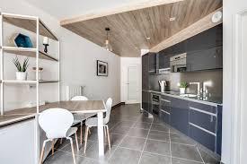 cuisine en gris cuisine grise des modèles pour s inspirer côté maison