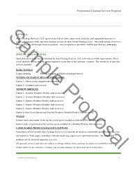 professional cleaning services proposal 5 638 jpg cb u003d1446743984