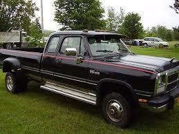 dodge 1992 cummins purchase used 1992 dodge ram 350 cummins turbo diesel dually 4x4