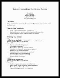 Sample Warehouse Manager Resume Resume Call Center Supervisor Customer Service Supervisor Resume