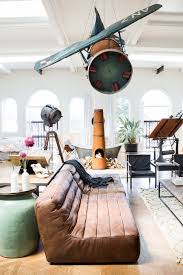 you can rent this amazingly chic home interior space from the