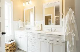 Bead Board Bathroom San Francisco Beadboard Bathroom Vanity Victorian With Corner