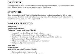 Sample Clerical Resume by Assistant Office Clerk Resume Samples Reentrycorps