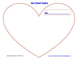 day adjective activity with pre write and heart template