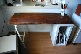 desk 106 ikea hack desk hutch keyboard tray for ikea expedit