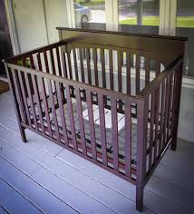 Graco Espresso Convertible Crib by Graco Lauren Crib And Changing Table In Classic Cherry Creative
