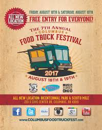 monster truck show columbus ohio food truck festival the columbus food truck festival