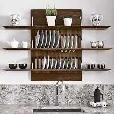 kitchen wall shelving ideas best kitchen shelving ideas ideal home