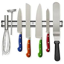 kitchen knives holder amazon com t hproducts magnetic knife holder storage