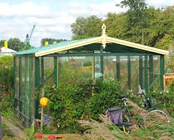 Greenhouse Gazebo 5 X 4 M Greenhouse 8 Steps With Pictures