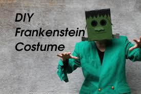 how to make a frankenstein monster costume for halloween for under