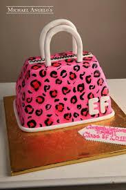 cake purse brown cheetah handbag 29handbag michael angelo s bakery