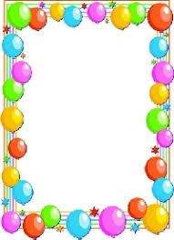 birthday clipart free birthday clipart borders collection