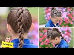 8 year old hairstyles youtube